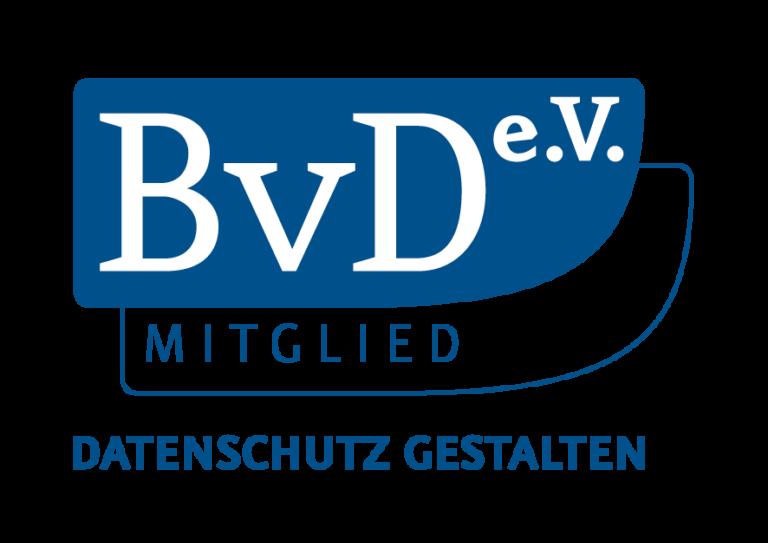 BvD e.V. Mitglied - Datenschutz Gestalten