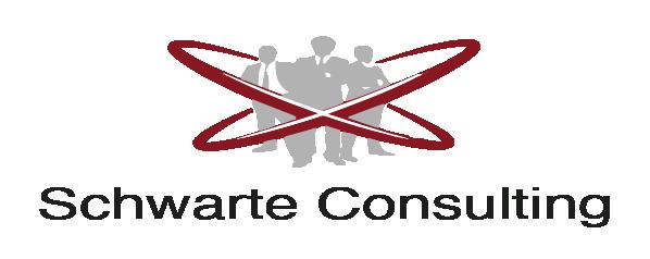schwarzes logo schwarte consulting